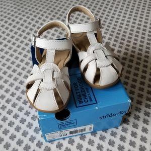 EUC Stride Rite Summertime Sandals w Box
